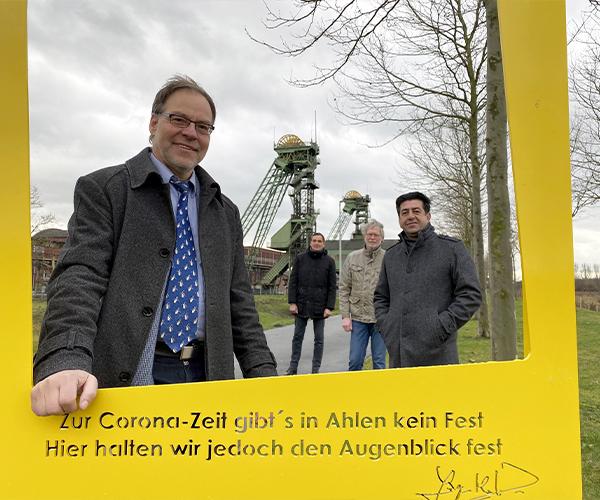 Metallwerke-Renner-Kunstwerk-Zeche